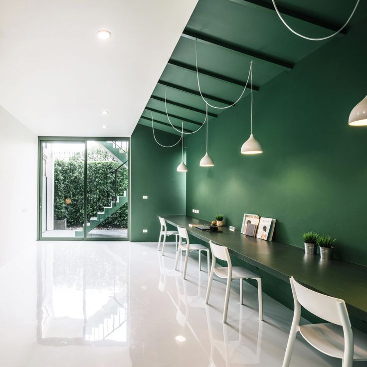 12 of the best minimalist office interiors where there's space to think