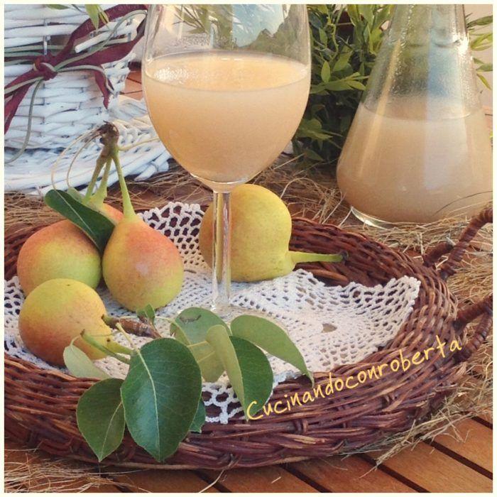 Succo di frutta fatto in casa - Ricette Blogger Riunite