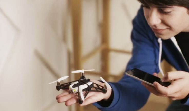 Programming Parrot Drones with Tynker | Tynker Blog