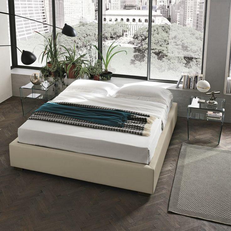 Oltre 25 fantastiche idee su testiera su pinterest camera da letto contemporanea interni di - Letto contenitore senza testiera ...