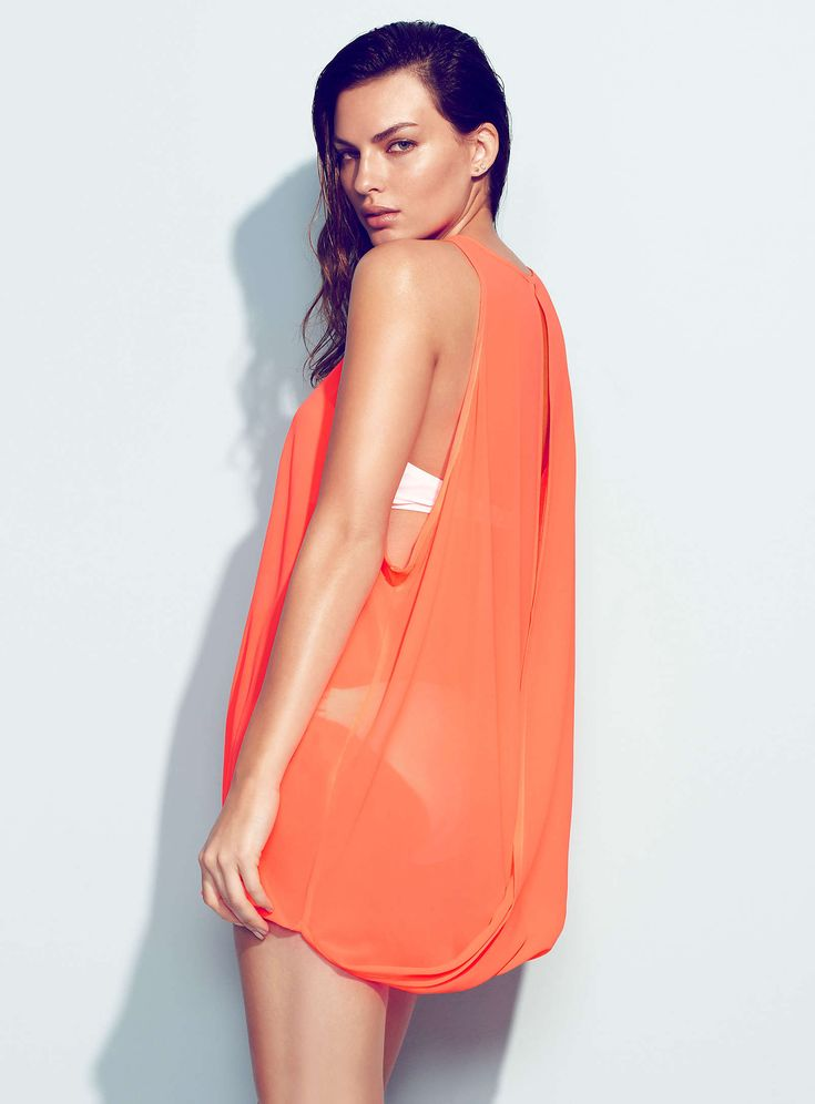 Alyssa Miller || Simons Swimwear (Summer 2013 Lookbook)
