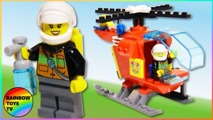 🔥 🔥 LEGO Juniors Fire Suitcase 10685 Set stop motion build video: https://youtu.be/8OOscE-GC3Y