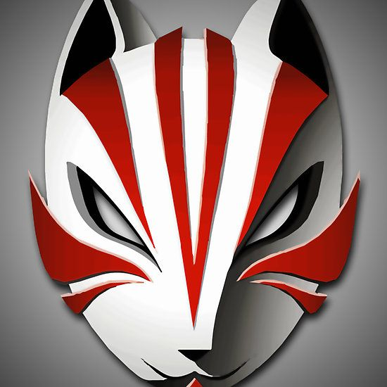 More like this  ...Cool Anbu Mask Designs