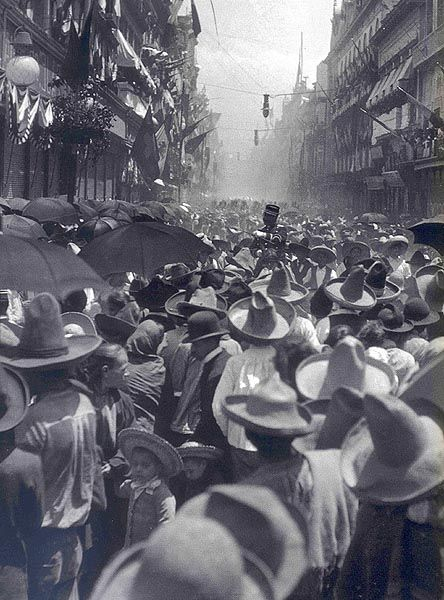 16 de septiembre de 1906, México, D.F.