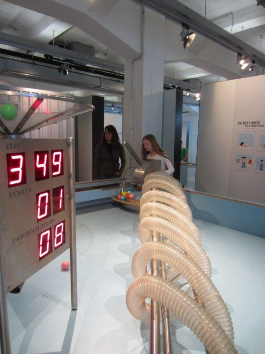 Interaktiv: die Experimenta in Heilbronn