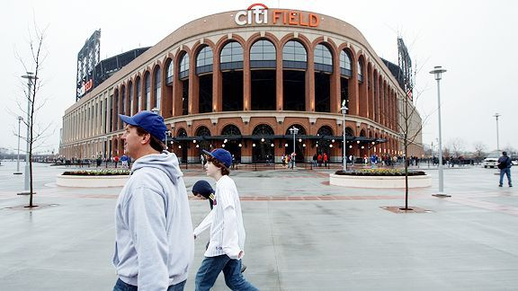 Citi Field Seating Chart, Pictures, Directions, and History - New York Mets - ESPN