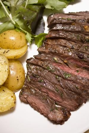 The 10 Most Popular and Delicious Flank Steak Recipes: Irish Flank Steaks
