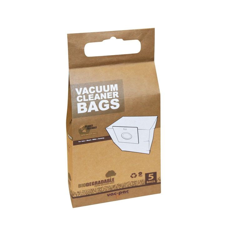 Amazing offers and discounts on P5273 Vacpac Vacuum Cleaner Bags, several other Floorcare products to buy from bettaelectrical.co.nz, New Zealand best online home appliance store.