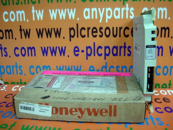 Honeywell S9000 MODEL 627-7021 MEMORY MODULE