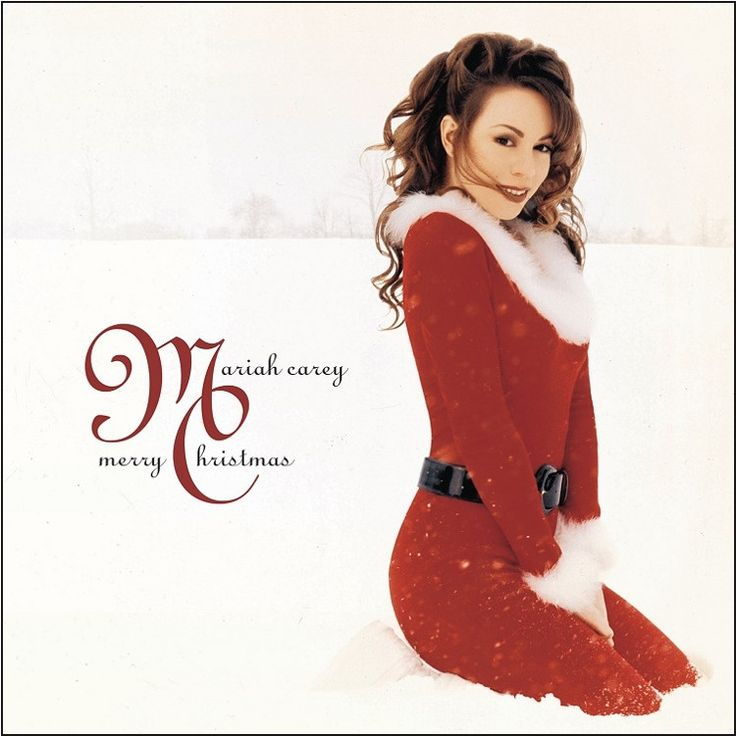Mariah Carey - Merry Christmas: Deluxe Anniversary Edition on Limited Edition Colored LP
