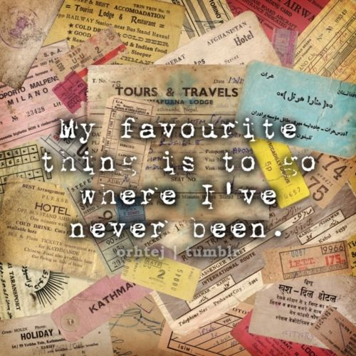 #Travel: Bucket List, Adventure, Favorite Things, Travelquotes, Places, Ive, Travel Quotes