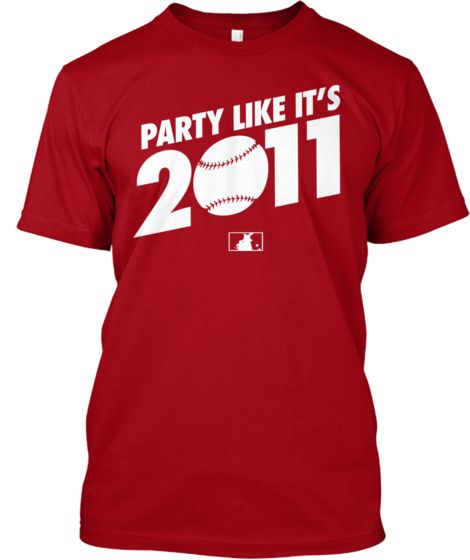 Party Like it's 2011 and...   Teespring