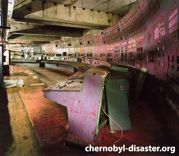 What is Chernobyl like today                              …