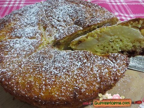 Torta di mele e zucca di Anna Moroni
