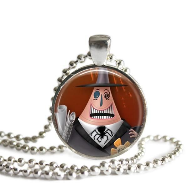 The Nightmare Before Christmas Mayor Necklace