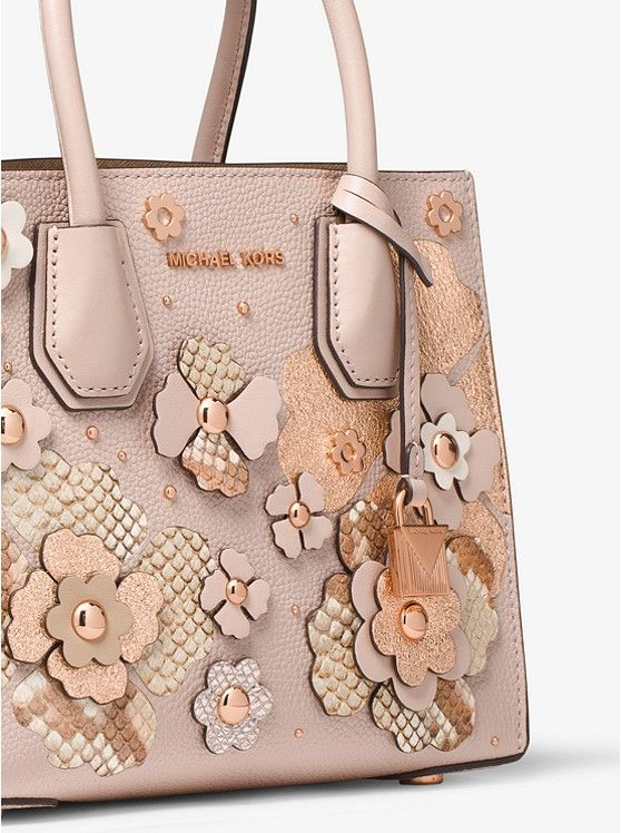 ae8ce946ae2a Mercer Floral Embellished Leather Crossbody preview3. Mercer Floral  Embellished Leather Crossbody preview3 Sewing Leather