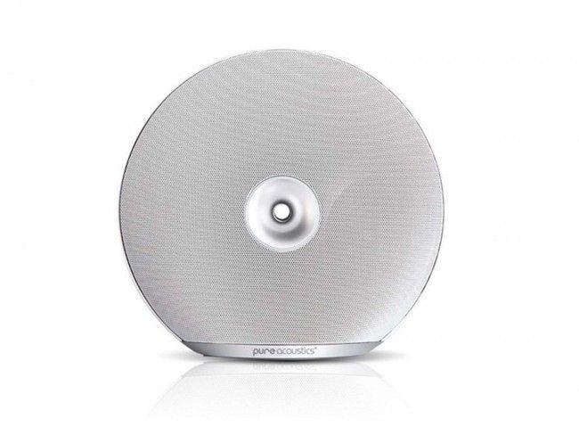 Pure Acoustics Halo Wit - Bluetooth Speakers - 123platenspeler.nl