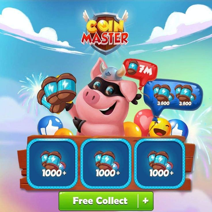 Pin on Coin master free spins