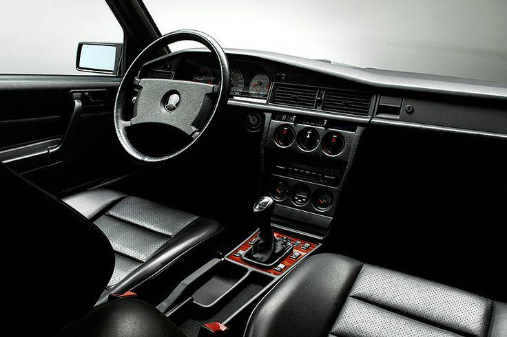 Mercedes Benz 190E Evo II