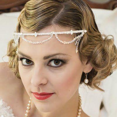 1920s prom hairstyles