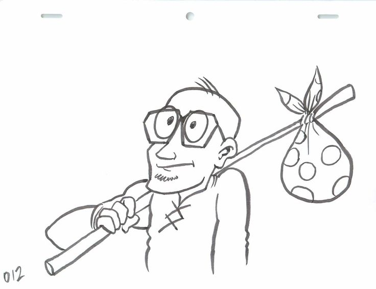 MC Frontalot Music Video Animator Auctions Off Original Frames to Benefit the Electronic Frontier Foundation