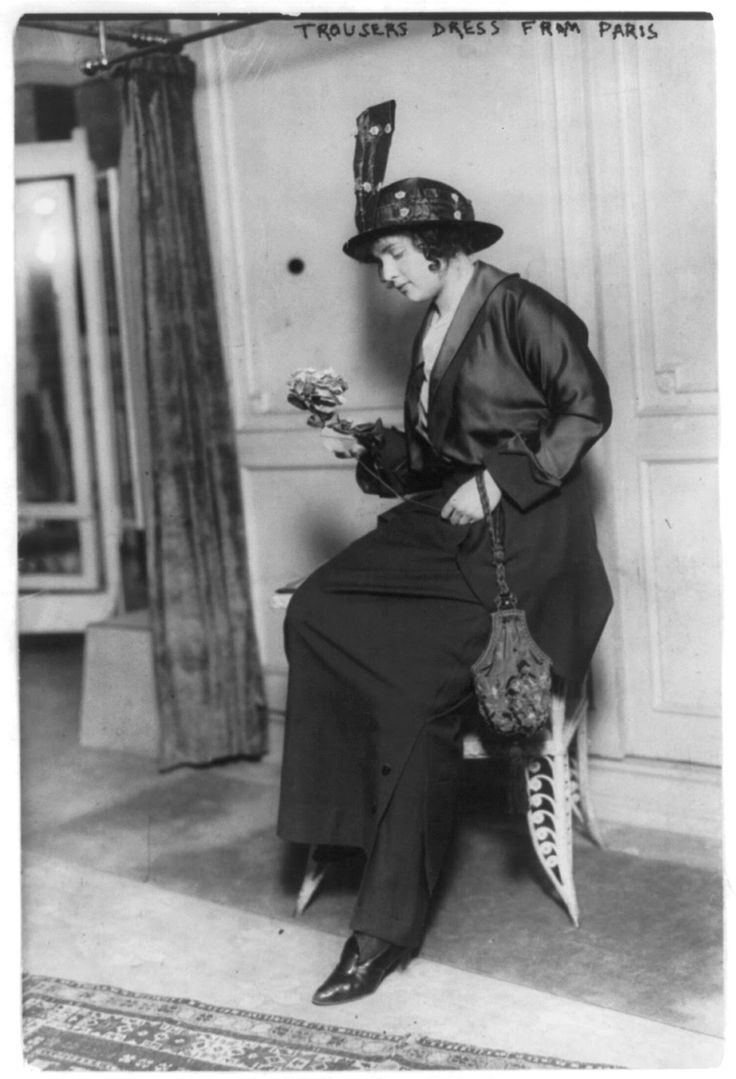 45 Best Pre 1920 Female Trousers Images On Pinterest