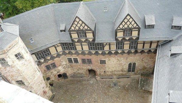 Straße der Romanik · Schlosshotel Ballenstedt