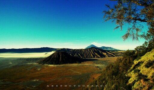 Bromo mountain