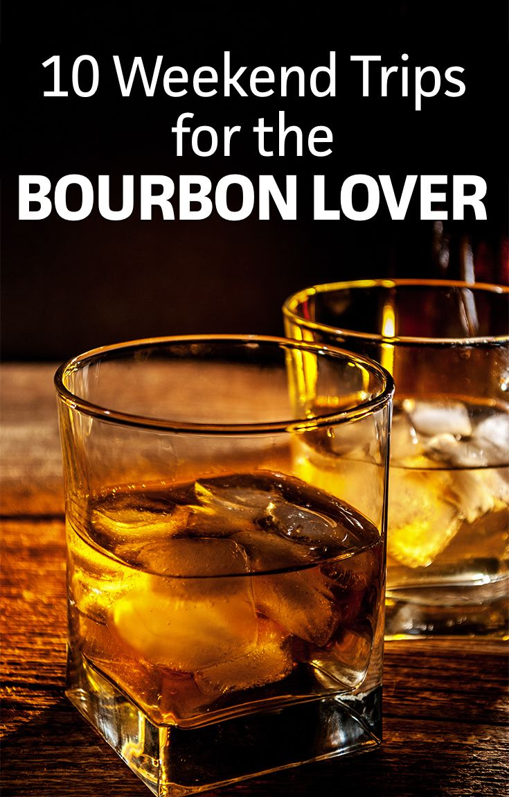 Plan your dream bourbon trip with these must-do bourbon tours, festivals and classes.