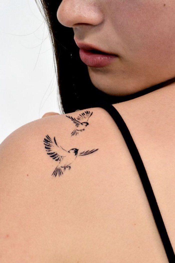 Pin En Tatouage