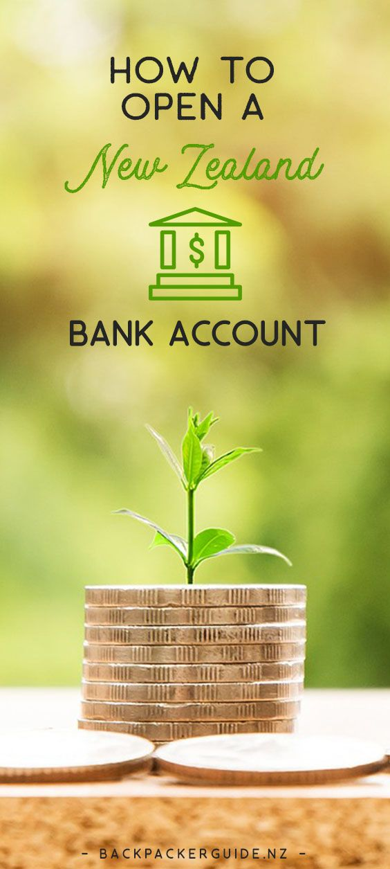 Opening a New Zealand bank account.  For many backpackers and working holidaymakers, opening an new bank account when travelling overseas can be quite daunting. You may find yourself lost and drowning in the options of banks, interest rates, and fees attached. So where do you start?