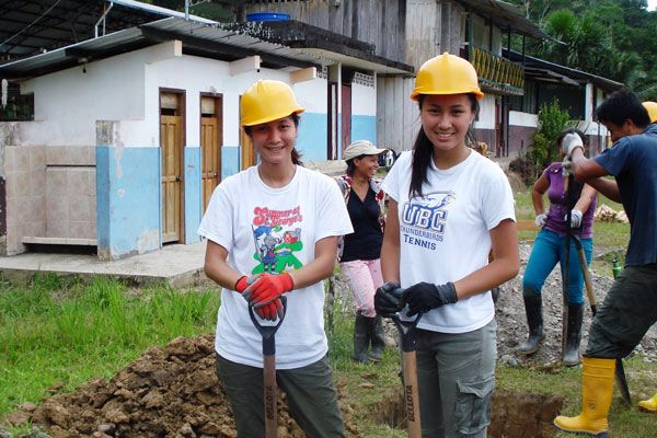 23. Volunteer Abroad (preferably with Free the Children)