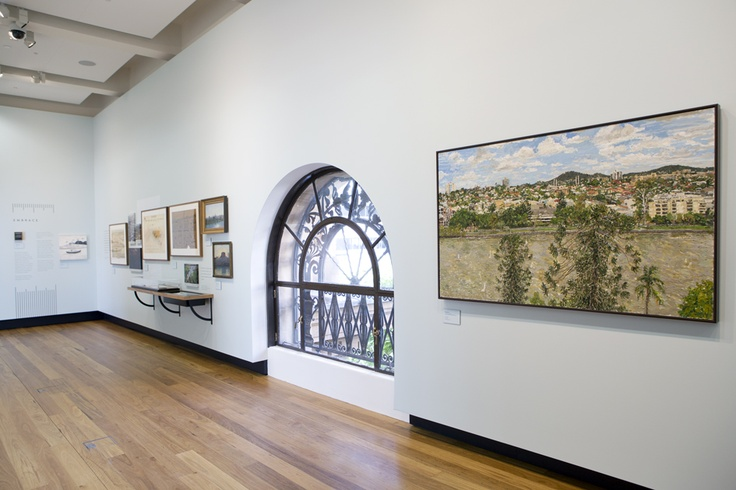 We love the beautiful windows in our building. http://www.museumofbrisbane.com.au