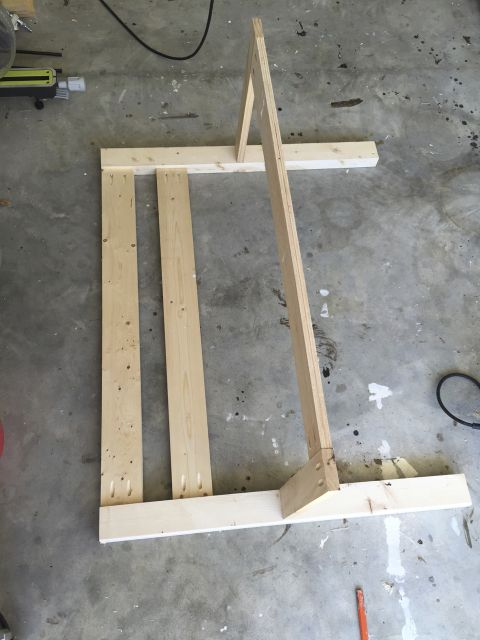 DIY Toddler Bed Rail | Step 3 | Completed