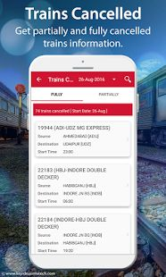 IRCTC App promoted by Railway Minister of INDIA, MR.Suresh Prabhu. The name of the app is Indian Railways IRCTC PNR App.