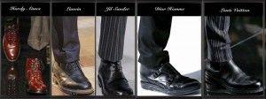 """Tendencias Zapatos Hombre """"Otono Invierno 2013 2014 1 TheGoldenstyle"""