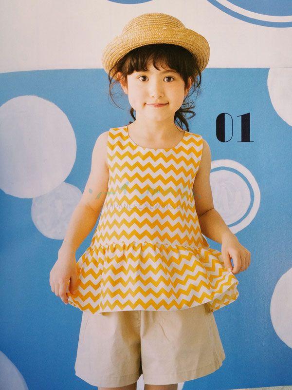 138 besten Kids - Japanese Sewing Books Bilder auf Pinterest ...