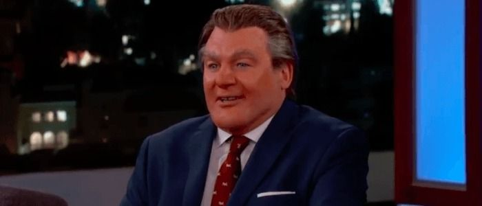 #Mike Myers as 'The Gong Show Host Tommy Maitland on 'Jimmy Kimmel Live #SuperHeroAnimateMovies #jimmy #kimmel #maitland #myers