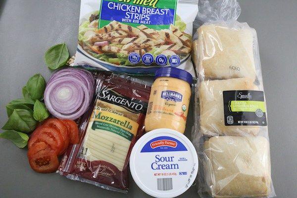 Frontega Chicken Panini Sandwich Recipe {Panera Bread Copycat}   Alyona's Cooking