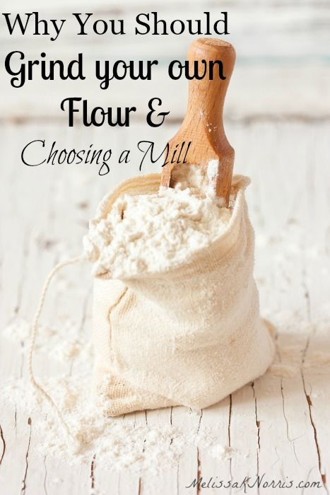Learn how to grind your own flour at home. Read now for tips on choosing the best flour mill for your home and be on your way to fresh milled flour at home.