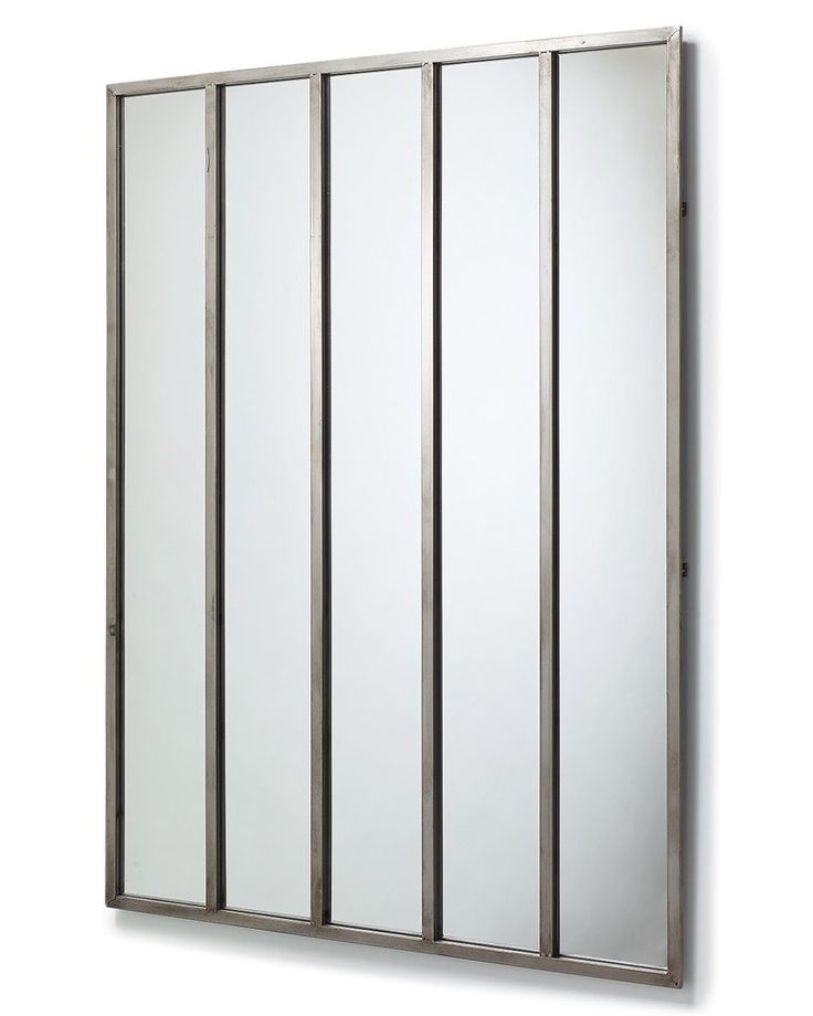 mirrordeco.com — Quintet - Large Window Frame Mirror H:134cm