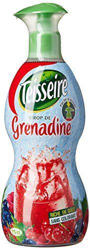Teisseire Sirop de Grenadine avec Doseur 75 cl: Cet article Teisseire Sirop de Grenadine avec Doseur 75 cl est apparu en premier sur…