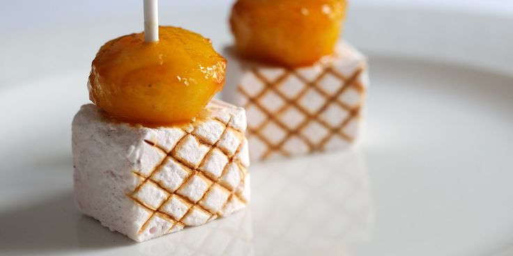 Paul Ainsworth shares his playful toffee apple recipe with homemade marshmallow kebabs. This is a wonderful treat for any sort of celebration