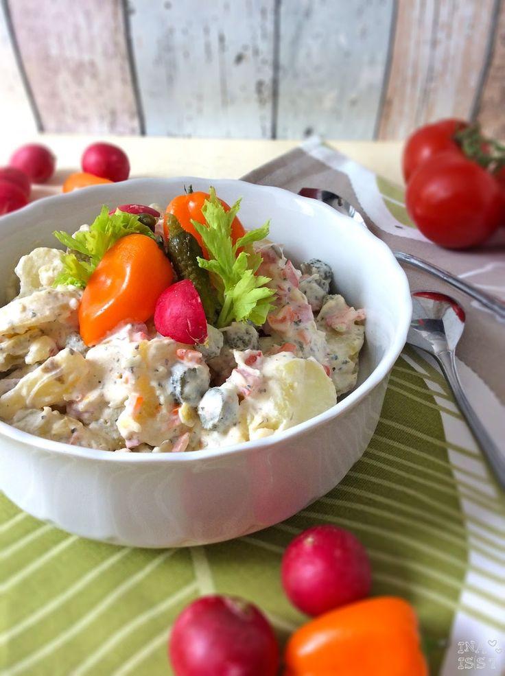 Salat vinaigrette essig ol