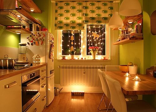 Cute kitchen #kitchen                                                                                                                                                                                 More