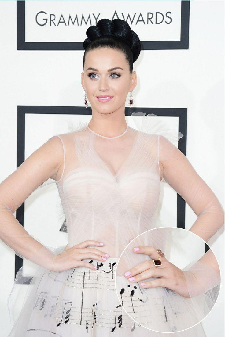 Katy Perry - Grammys 2014 - Valentino - gorgeous