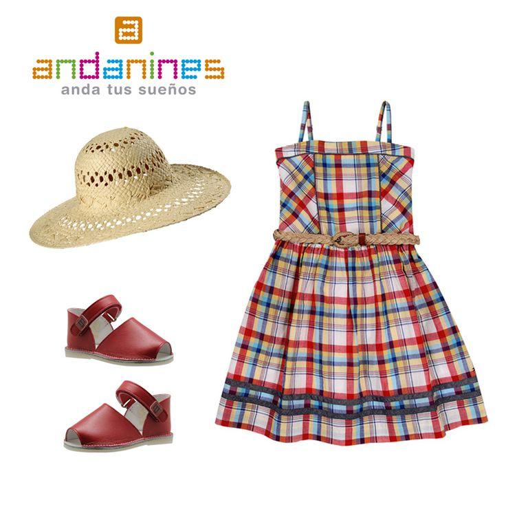 Outfit campero niña!!