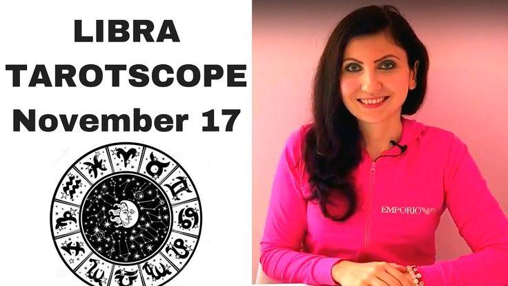 Libra November 2017 Tarotscope