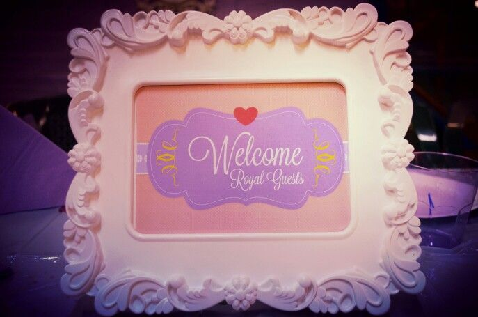 Welcome Royal Guests!:)