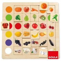 cca 17 EUR, Náučné puzzle